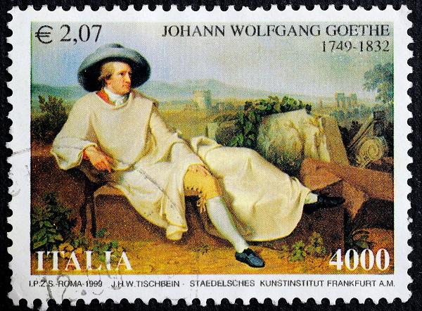 Goethe-Italiaanse-Reis-Italië