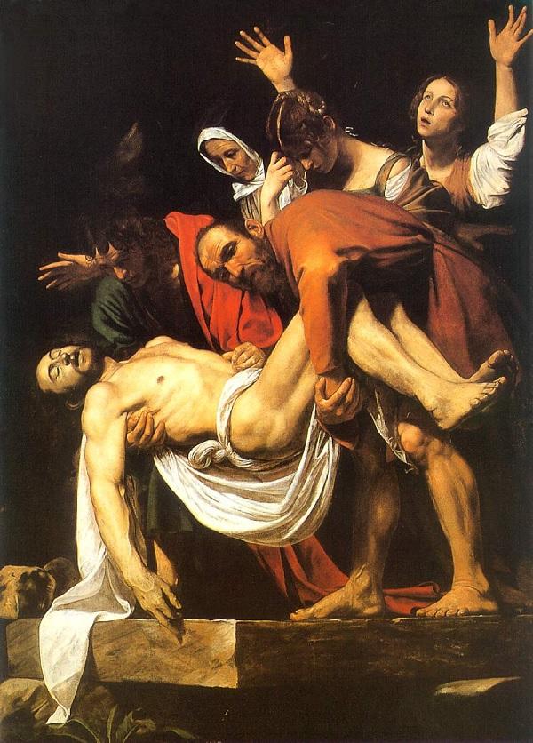Graflegging-Caravaggio