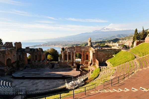 Grieks-Theater-Taormina-Sicilië