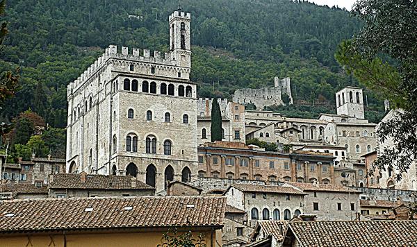 Gubbio-Umbrië