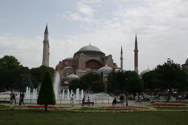 Haga-Sofia-Istanbul