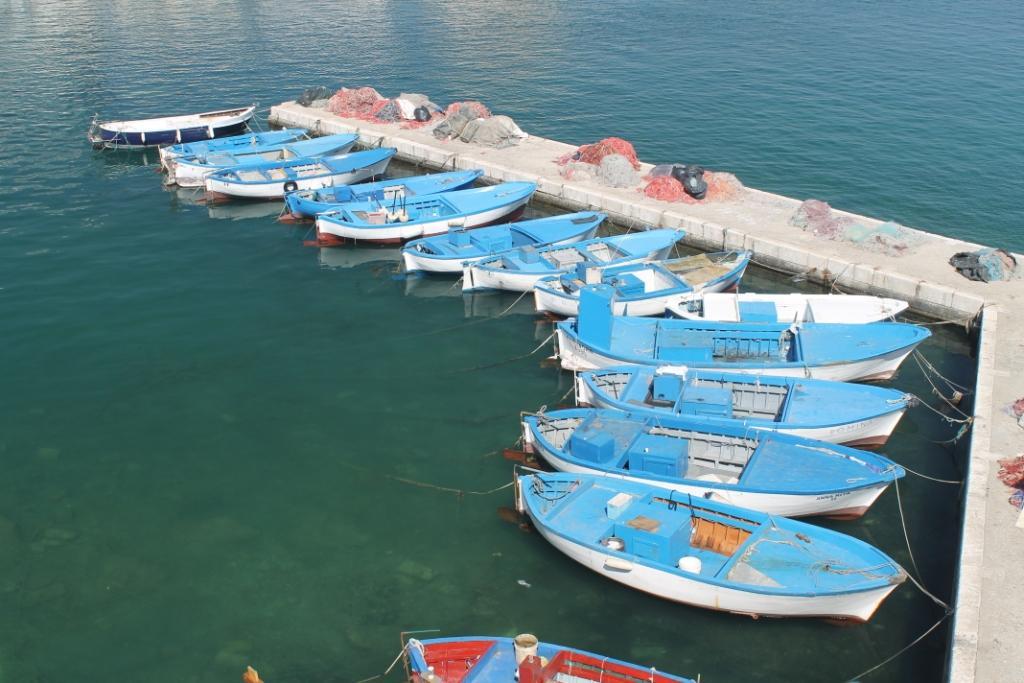 Haventje van Gallipoli - Puglia