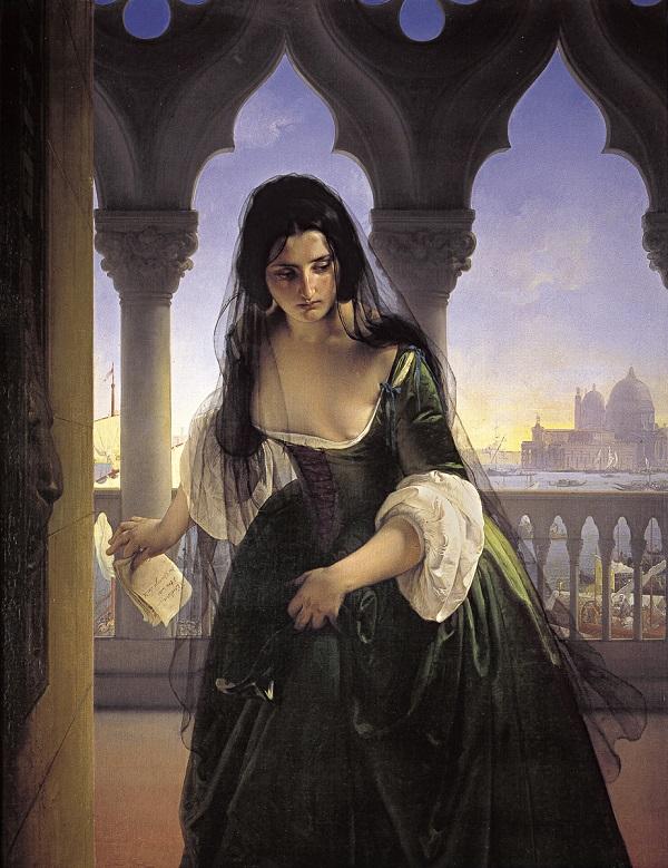 Hayez-Accusa-segreta-1848