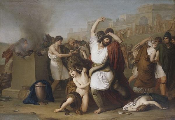 Hayez-Laocoon-1812