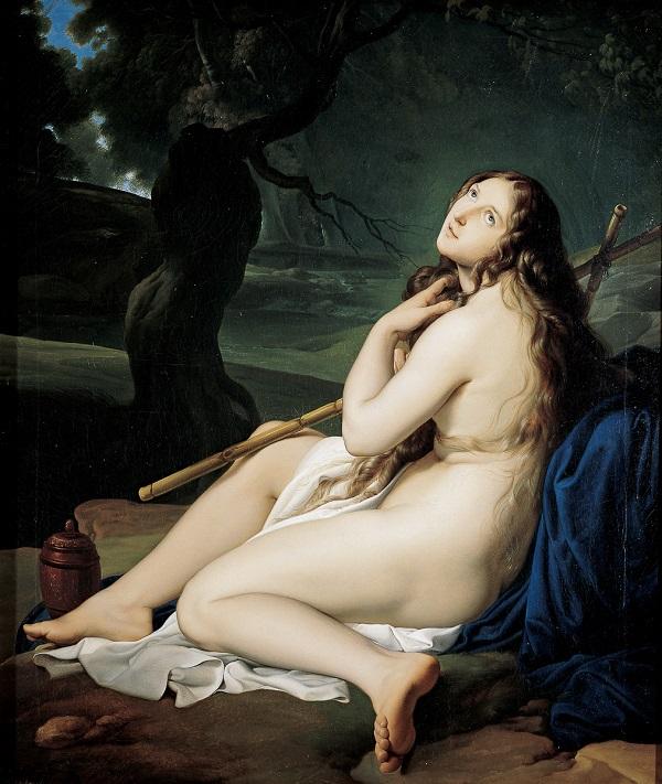 Hayez-Maria-Magdalena-1825
