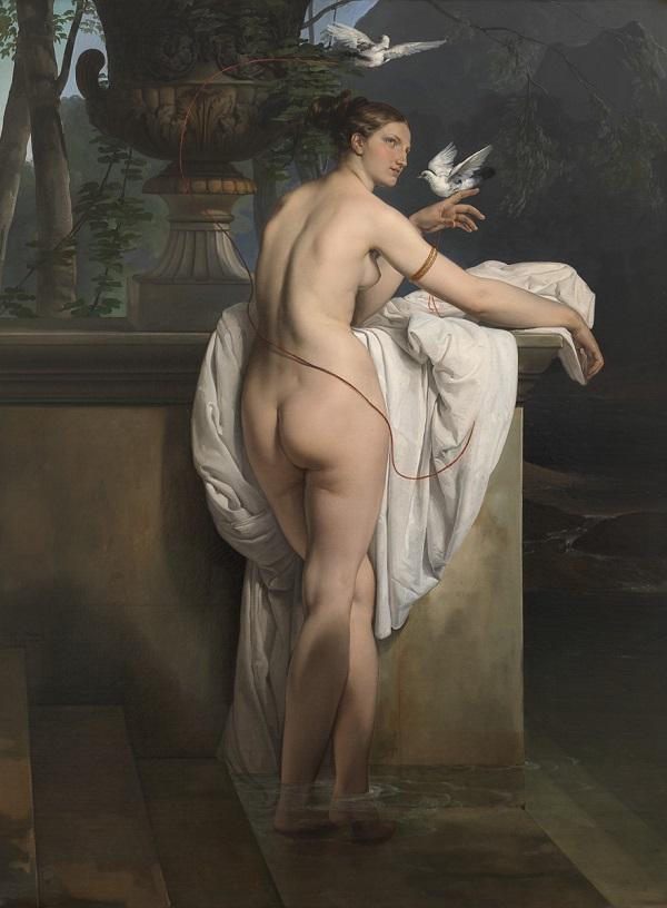 Hayez-Venus-1830