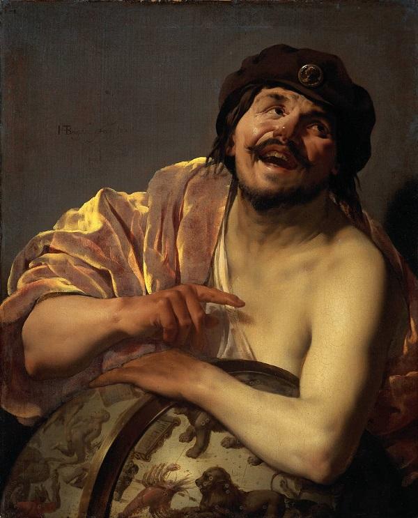 Hendrik-ter-Brugghen-Griekse-filosoof-Democritus-Rijksmuseum-Amsterdam