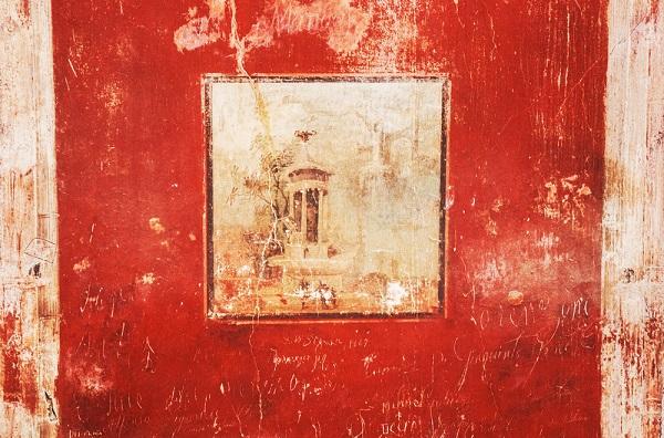 Herculaneum-fresco
