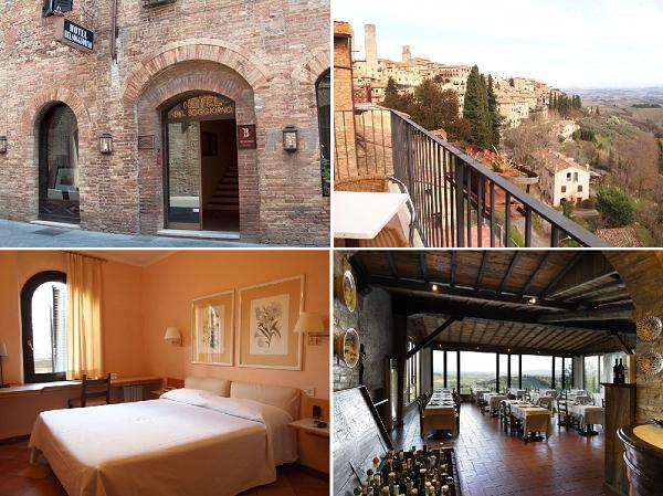 San gimignano bijna helemaal voor jezelf ciao tutti for Hotel bel soggiorno abano