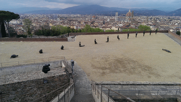 Human-Gormley-Forte-Belvedere-Florence