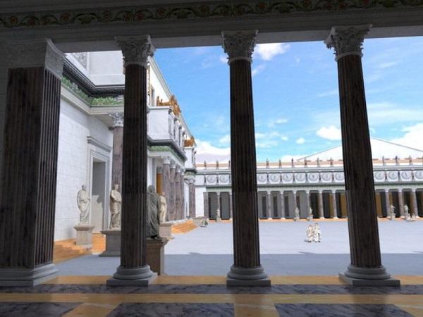 Imperial-Fora-Rome-app-3D-iPad (10)