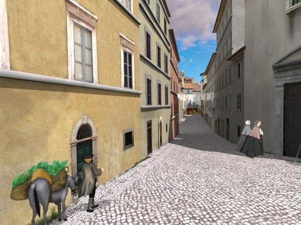 Imperial-Fora-Rome-app-3D-iPad (7)