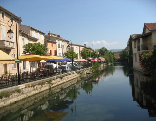 Isle-sur-la-Sogne-Venetië