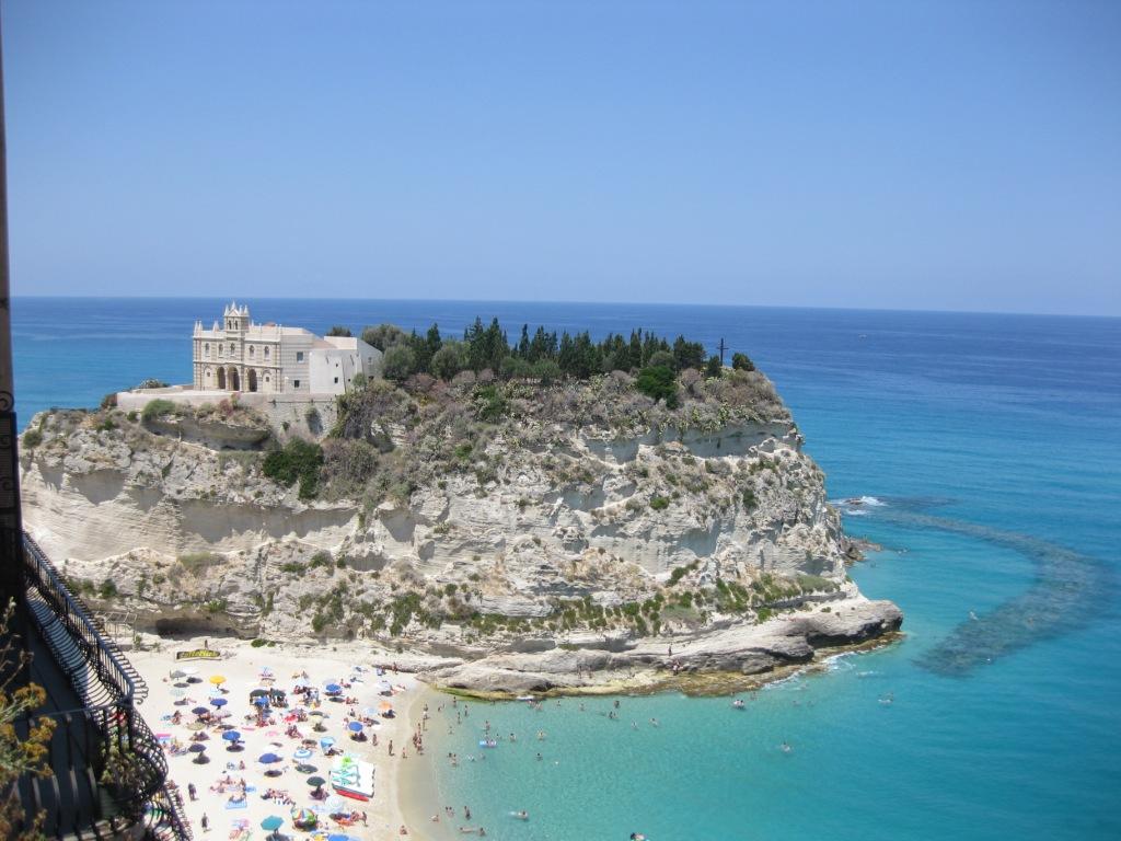 Isola bella, Tropea - Calabria