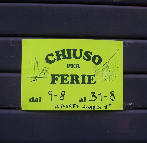 Italië-augustus-chiuso-per-ferie