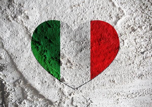 Italië-liefde