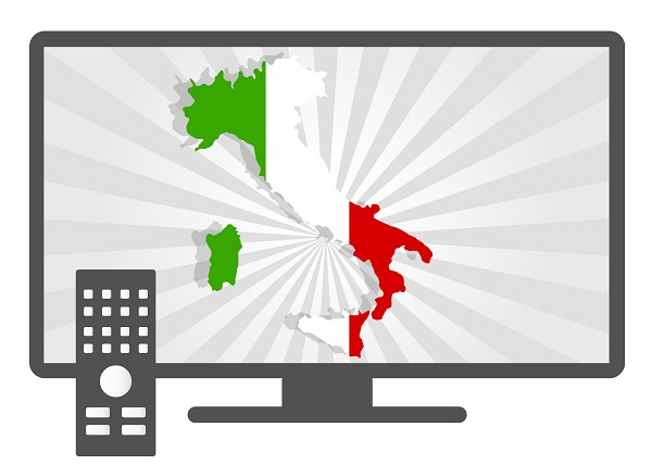 Italië-televisie