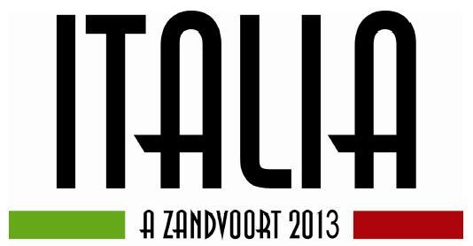 Italia A Zandvoort Logo 2013