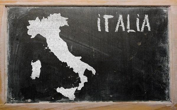 Italia-Italië-Italiaans-leren