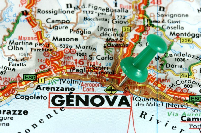 Italiaans-in beeld-plattegrond