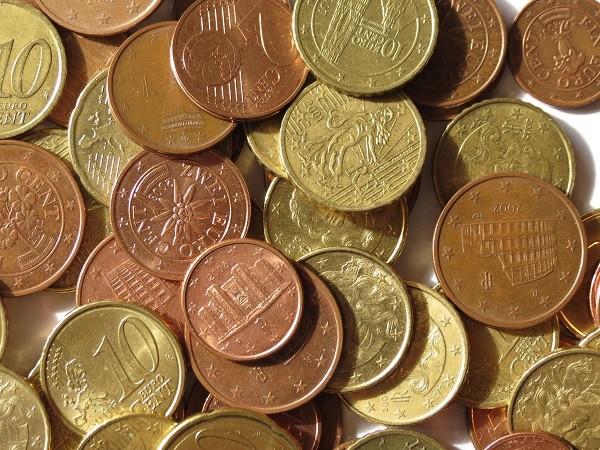 Italiaanse-euro-munten-geld-2