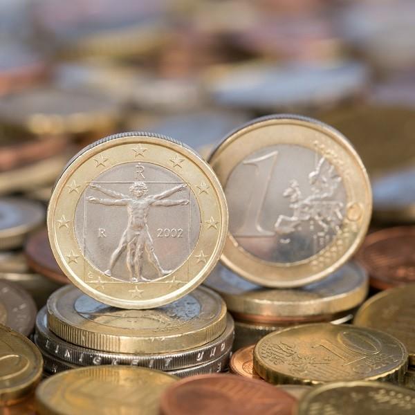 Italiaanse-euro-munten-geld