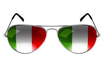 Italiaanse-zonnebril
