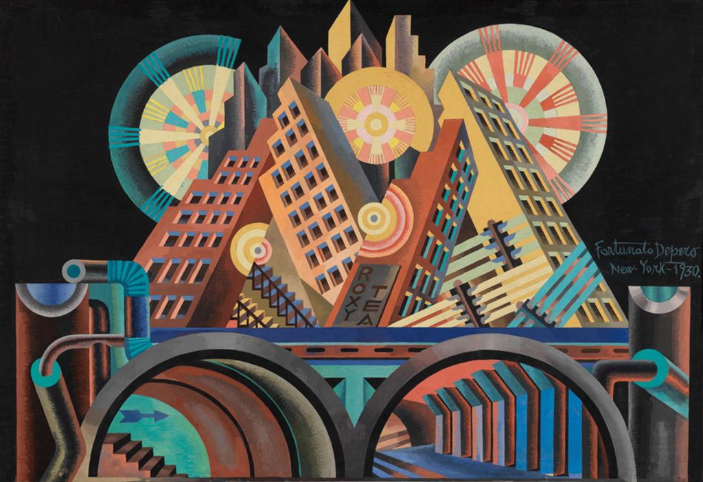 Italian-Futurism-New-York