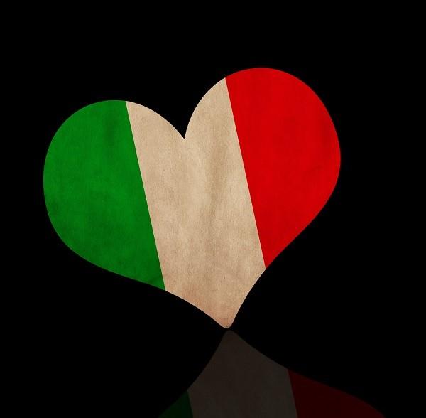 Italie-amore-liefde-hart