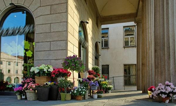 Italie-bloemen