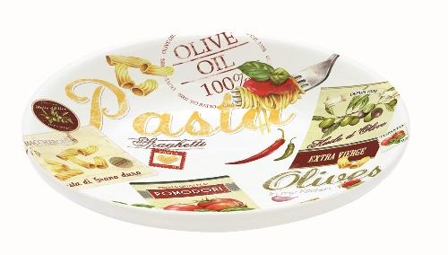 Italie-pasta-schaal-servies-ko