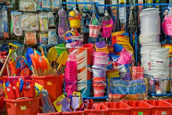 Italie-strand-speelgoed