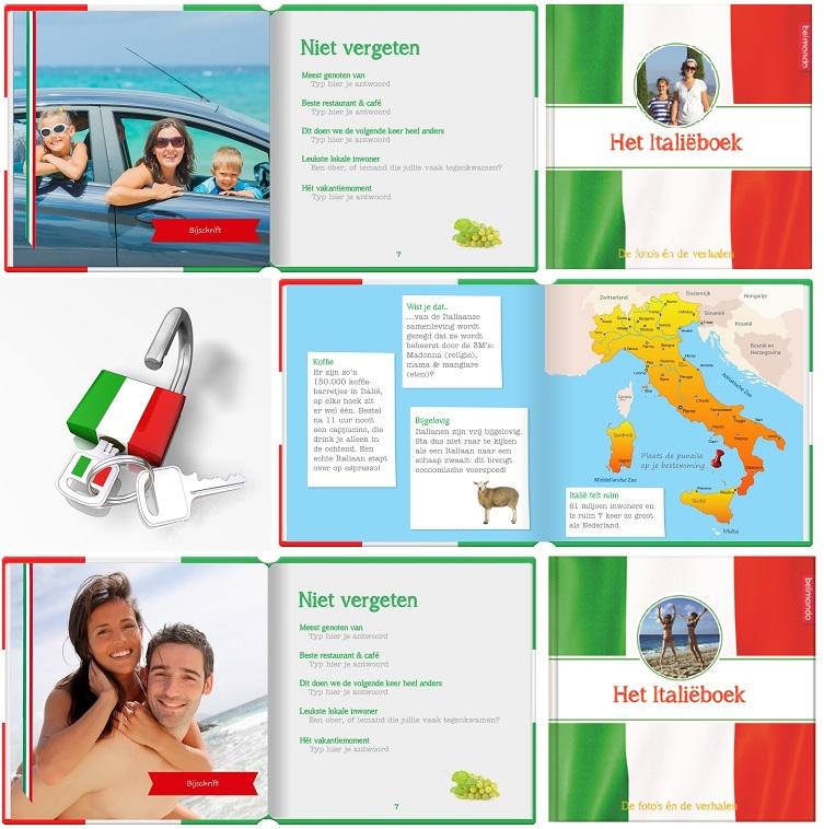 Italieboek-Belmondo