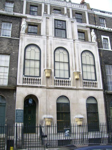 het Soane Museum in Londen