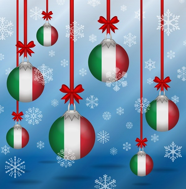 Kerstmis-Italië