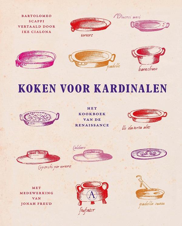 Engelse Vertaling Voor Keuken : Koken voor kardinalen – Bartolomeo Scappi – Ciao tutti