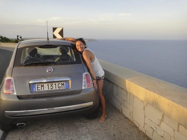 Kristina-en-de-Fiat