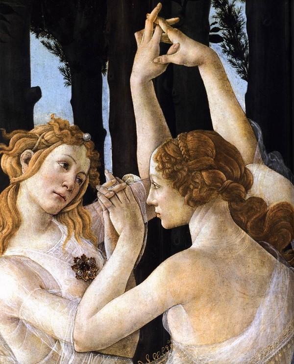 La-Primavera-Botticelli-Uffizi-Florence (4)