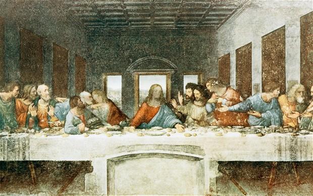 Laatste Avondmaal - Da Vinci