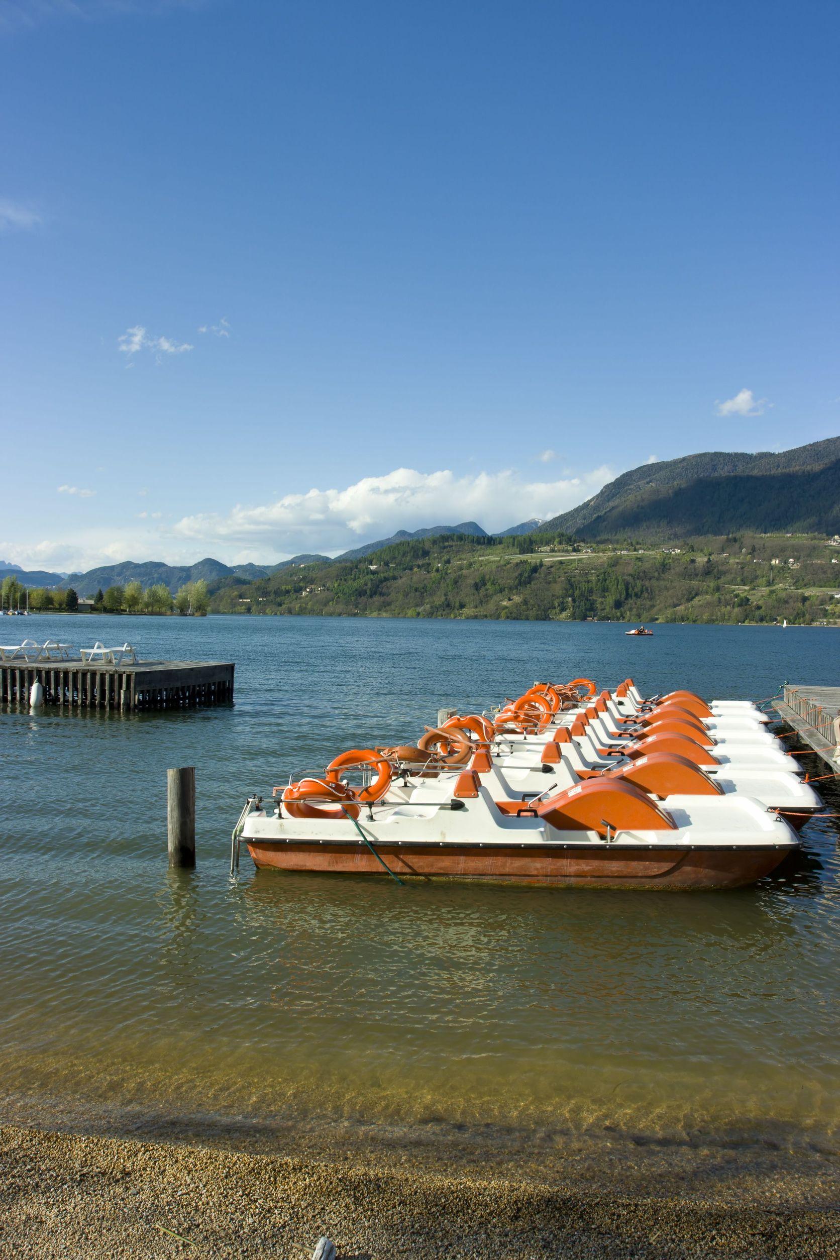 Lago-Caldonazzo-meer