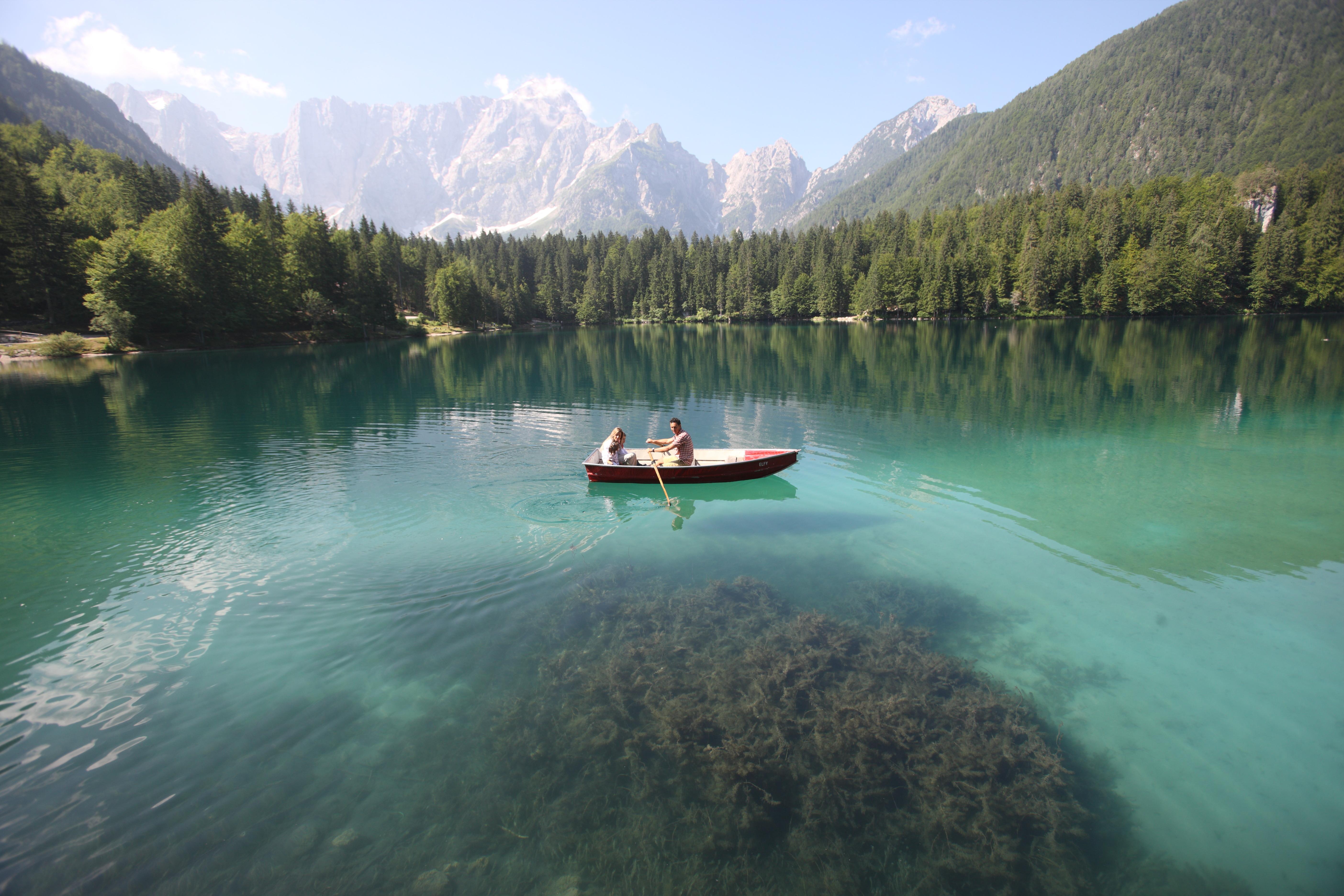 Lago-Fusine