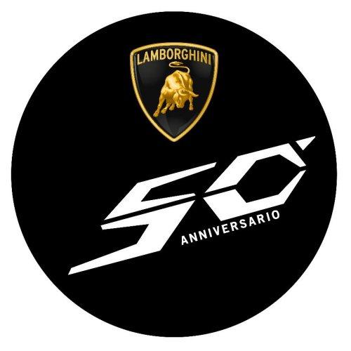 Lamborghini 50 jaar RX 500