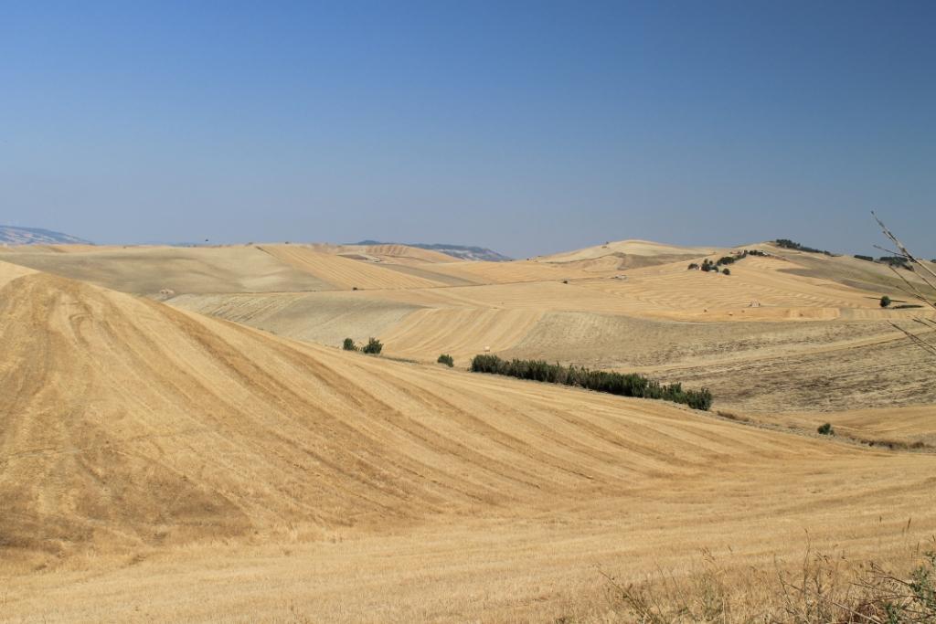 Landschap van Basilicata