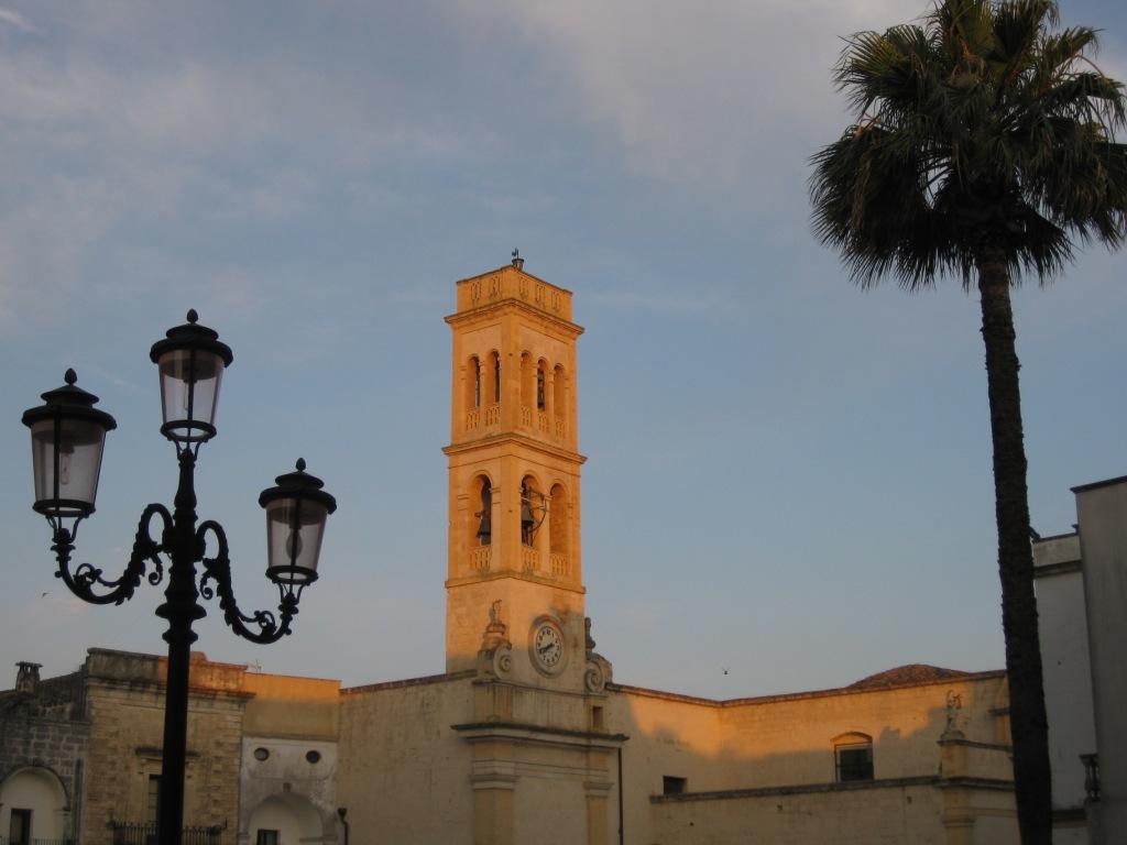Le chiesa di Specchia - Puglia