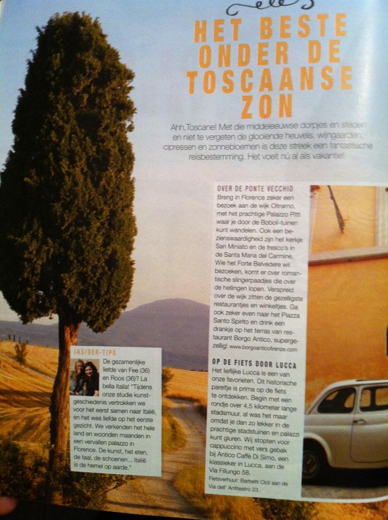 Libelle-Toscane