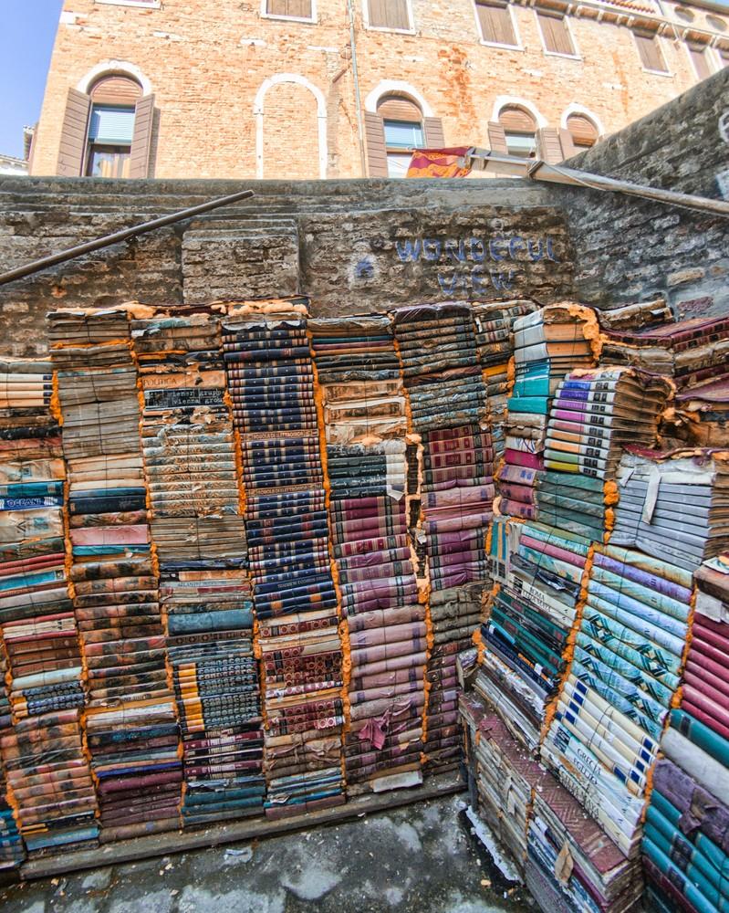 Libreria-Acqua-Alta-Venetië