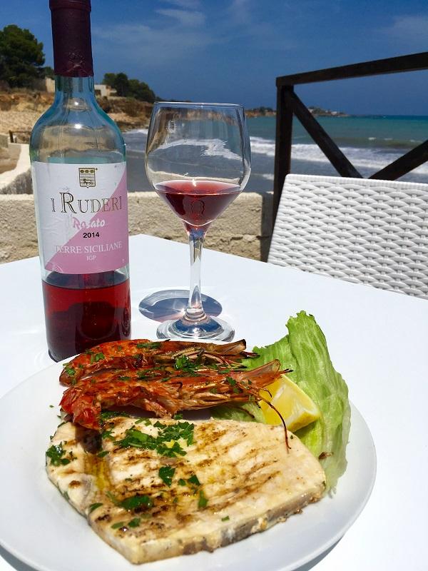 Lido-di-Noto-Sicilië-lunch