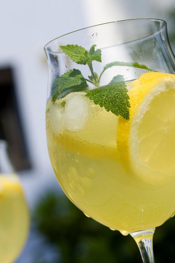 Limoncello-Spritz-recept