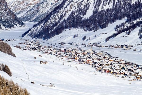 Livigno-winter
