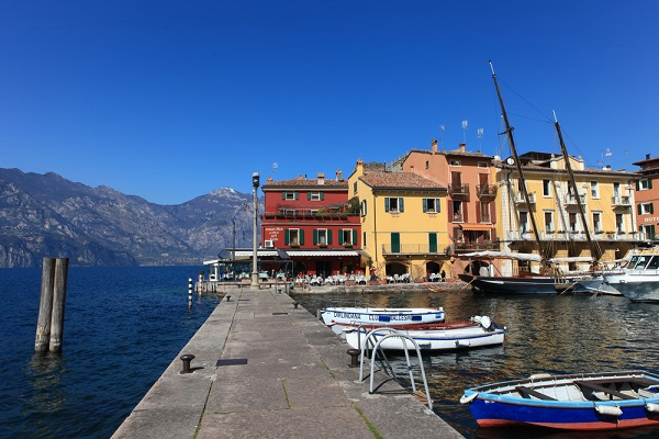 Malcesine-Gardameer-haven (1)